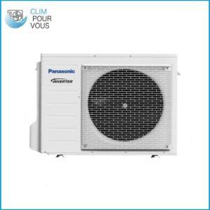 - PANASONIC – Unité extérieure Deluxe 3 sorties 5,2 kW CU-3Z52TBE