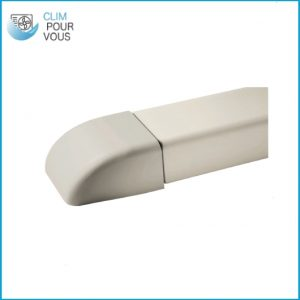 - ARTIPLASTIC -Sortie de mur pour goulotte condensat 0308TT