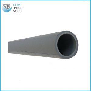 - PUM PLASTIQUES - Tuyau PVC   117-60287