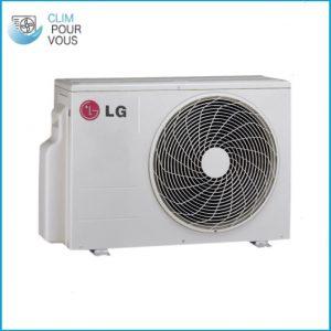 - LG - Unité extérieure monosplit Standard 3.5kW S12EQ.UA3