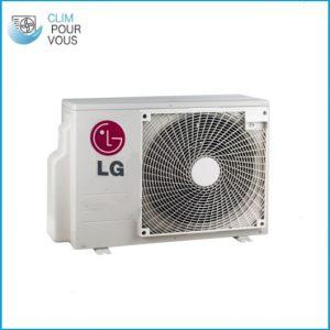 - LG - Unité extérieure 2 sorties 4,1kW MU2R15.UL0