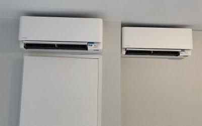 Installation de système de climatisation huit-split a Théoule-Sur-Mer