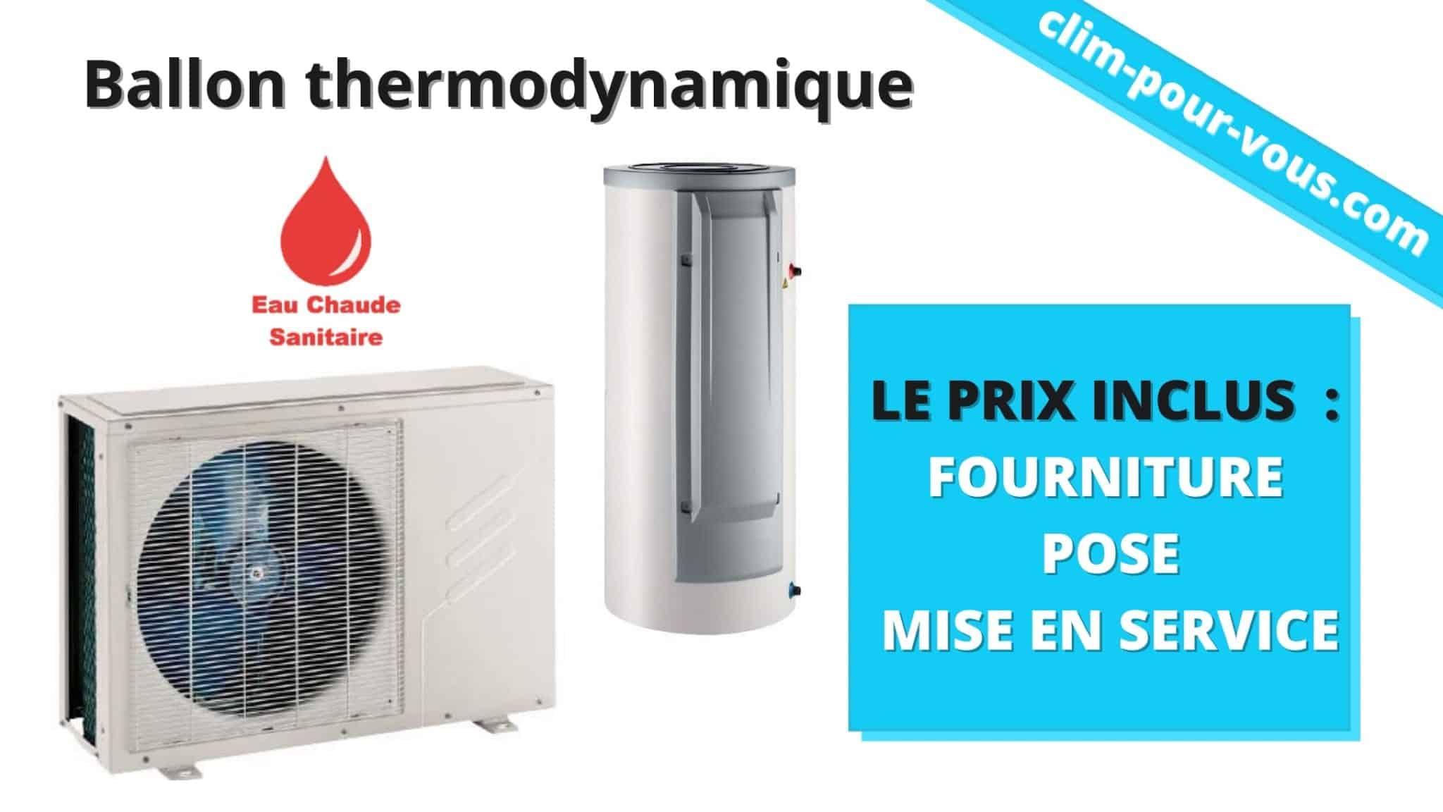 Ballon thermodynamique -