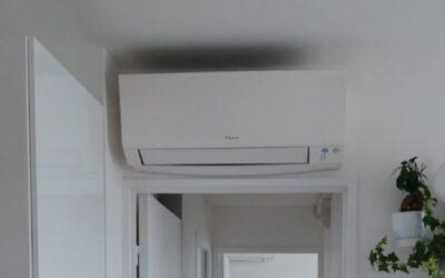 Installation d'un système de climatisation tri-split DAIKIN Perfera au Kremlin-Bicêtre